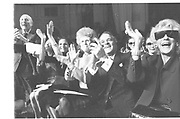 Jerry Zipkin, Nan Kempnew, Annette Reed, Judy Peabody, Henry Kravis, Chessy Rayner, Mica Certegiun, Patt Buckley.Carolyne Roewe. Plaza, 1989© Copyright Photograph by Dafydd Jones 66 Stockwell Park Rd. London SW9 0DA Tel 020 7733 0108 www.dafjones.com