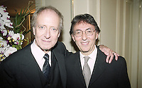 The MIT Awards Dinner 1999 .John Barry OBE receives the MIT Award at the Grosvenor Hotel.Friday, Oct.22, 1999 (Photo/John Marshall JME)
