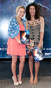 12.APRIL.2011. MANCHESTER<br /> <br /> SACHA PARKINSON AND HOLLY QUIN-ANKRAH ARRIVING ON THE BLUE CARPET FOR GHOST THE MUSICAL AT THE OPERA HOUSE IN MANCHESTER.<br /> <br /> BYLINE: EDBIMAGEARCHIVE.COM<br /> <br /> *THIS IMAGE IS STRICTLY FOR UK NEWSPAPERS AND MAGAZINES ONLY*<br /> *FOR WORLD WIDE SALES AND WEB USE PLEASE CONTACT EDBIMAGEARCHIVE - 0208 954 5968*