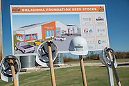 2016 Oklahoma Foundation Seed Stock Groundbreaking