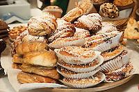 Cinnamon buns called kanelbullar