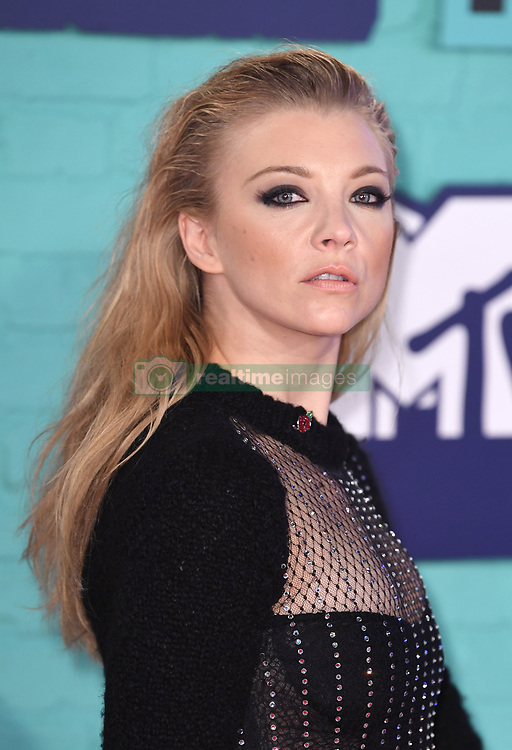 Natalie Dormer arriving at the MTV Europe Music Awards 2017 held at The SSE Arena, London. Photo credit should read: Doug Peters/EMPICS Entertainment