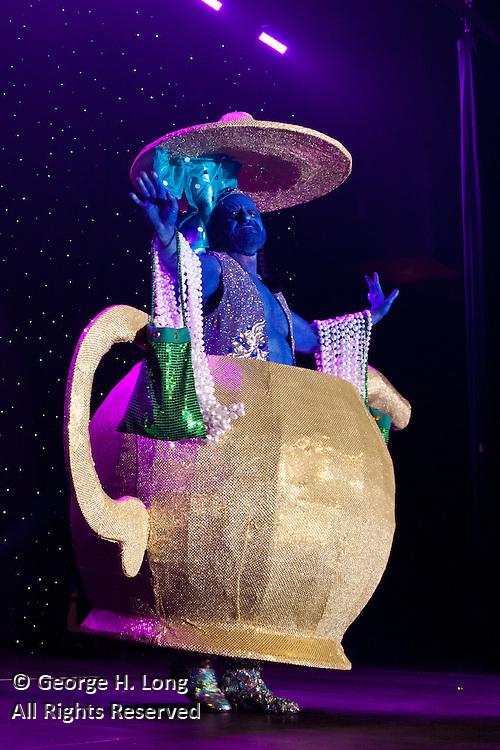 "Genie from ""Aladdin""; Satyricon Ninth Bal Masque: ""The Mickey Ball"""