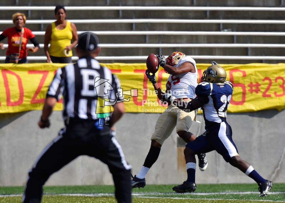 Akron Zips halt skid, down VMI 36-13