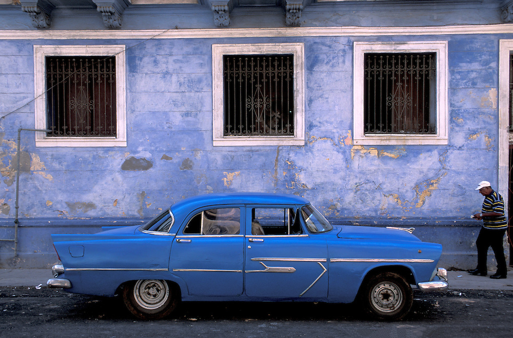 Classic Car, La Habana, Havana, Cuba, Caribbean