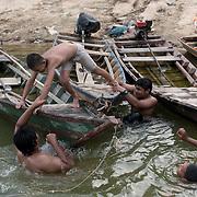Water of Ulu Muda