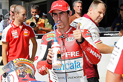 28.08.2010, Motor Speedway, Indianapolis, USA, MotoGP, Red Bull Indianapolis Grand Prix, im Bild Julian Simon - Mapfre Aspar team, EXPA Pictures © 2010, PhotoCredit: EXPA/ InsideFoto/ Semedia *** ATTENTION *** FOR AUSTRIA AND SLOVENIA USE ONLY!