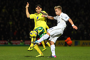 Norwich City v Tottenham Hotspur 300113