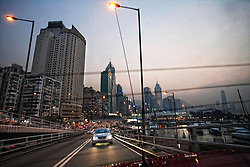 China, Hong Kong<br />