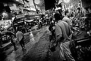 Hong Kong | HongKong | 02.12.2012 :  <br /> <br /> hier: Einkaufsstrasse auf Hong Kong Island, Fleischer<br />   <br /> Sascha Rheker<br /> 20121202<br /> <br /> <br /> <br /> [Inhaltsveraendernde Manipulation des Fotos nur nach ausdruecklicher Genehmigung des Fotografen. Vereinbarungen ueber Abtretung von Persoenlichkeitsrechten/Model Release der abgebildeten Person/Personen liegt/liegen nicht vor.] [No Model Release | No Property Release]