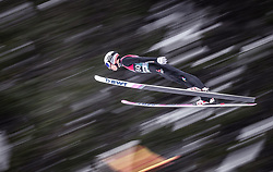 13.03.2019, Granasen, Trondheim, NOR, FIS Weltcup Skisprung, Raw Air, Trondheim, Qualifikation, Herren, im Bild Johann Andre Forfang (NOR) // Johann Andre Forfang of Norway during the men's qualification of the 3rd Stage of the Raw Air Series of FIS Ski Jumping World Cup at the Granasen in Trondheim, Norway on 2019/03/13. EXPA Pictures © 2019, PhotoCredit: EXPA/ JFK