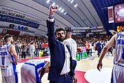 Edoardo Casalone<br /> Umana Reyer Venezia - Banco di Sardegna Dinamo Sassari<br /> Legabasket LBA Serie A Postemobile 2018-2019 Finale Playoff Gara 7<br /> Sassari, 22/06/2019<br /> Foto L.Canu - Ciamillo-Castoria
