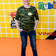 NLD/Amsterdam/20180325 - Nickelodeon Kid's Choice Awards 2018, Matheu Hinzen