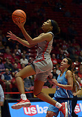 UNM vs Fort Lewis womens basketball