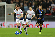 Tottenham Hotspur defender Jan Vertonghen (5) during the Champions League group stage match between Tottenham Hotspur and Inter Milan at Wembley Stadium, London, England on 28 November 2018.