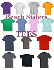 Beach Sisters Coastal Merchandise