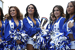 November 2, 2019, Austin, United States of America: Motorsports: FIA Formula One World Championship 2019, Grand Prix of United States, .Cheerleader  (Credit Image: © Hoch Zwei via ZUMA Wire)