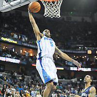 MEMPHIS GRIZZLES VS NEW ORLEANS HORNETS 01.19.2011