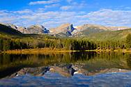 Sprague Lake in Rocky Mountain National Park, Colorado