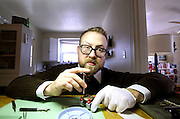 Colin Britton - Watchmaker - Memphis, Tennessee
