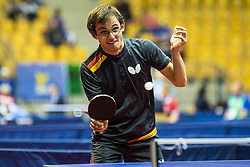 HARTIG Florian of Germany during SPINT 2018 Table Tennis world championship for the Disabled, Day two, on October 18th, 2018, in Dvorana Zlatorog, Celje, Slovenia. . Photo by Grega Valancic / Sportida