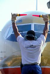 Southwest Airlines Ground Crew Worker