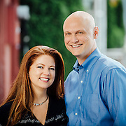 Dan Summerfeldt and Siobhan Daly of Caliber Home Loans
