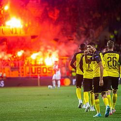 20191002: CZE, Football - Champions League, Slavia Praha vs Borussia Dortmund