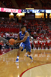 14 November 2016:  Charles Ruise Jr.(5) during an NCAA  mens basketball game between the Indiana Purdue Fort Wayne Mastodons the Illinois State Redbirds in Redbird Arena, Normal IL
