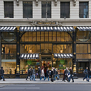 New York, NY--Sephora Store in Midtown Manhattan which originally housed the Charles Scribner's Sons Beaux-Arts publishing headquarters