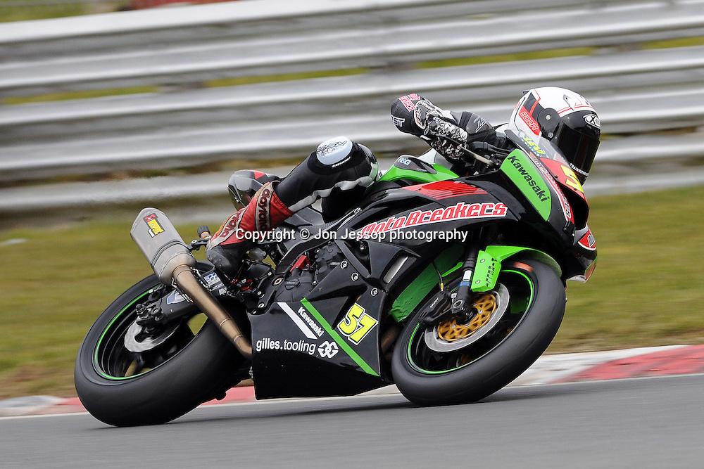 #57 Levi Day Moto-Breakers Kawasaki