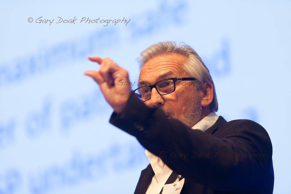 Brian Palmer,<br /> General Practitioners Committee.<br /> BMA LMC's Conference<br /> EICC, Edinburgh<br /> <br /> 18th May 2017<br /> <br /> Picture by Gary Doak