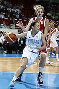 DESCRIZIONE : Riga Latvia Lettonia Eurobasket Women 2009 Qualifying Round Italia Turchia Italy Turkey<br /> GIOCATORE : mariangela cirone<br /> SQUADRA : Italia Italy<br /> EVENTO : Eurobasket Women 2009 Campionati Europei Donne 2009 <br /> GARA : Italia Turchia Italy Turkey<br /> DATA : 12/06/2009 <br /> CATEGORIA : palleggio<br /> SPORT : Pallacanestro <br /> AUTORE : Agenzia Ciamillo-Castoria/E.Castoria