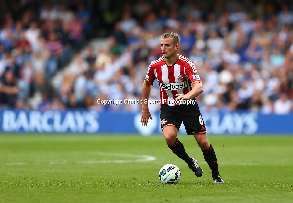30 August 2014 - Barclays Premier League - Tottenham Hotspur v Liverpool - Lee Cattermole of Sunderland - Photo: Marc Atkins / Offside.