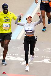 Andi Dorfman<br /> TCS New York City Marathon 2019
