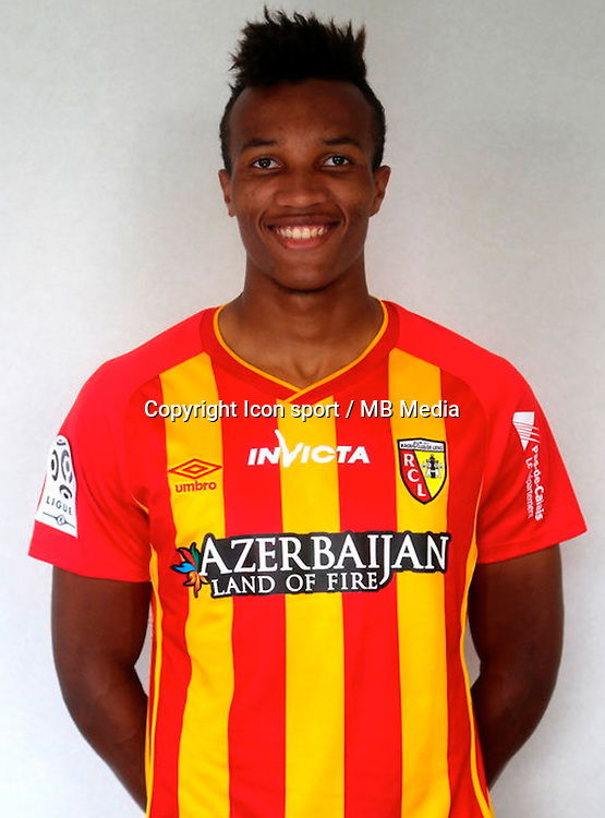 Jean Philippe GBAMIN - 29.10.2014 - Portrait Lens - Ligue 1 -<br /> Photo : Icon Sport