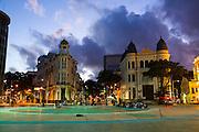 Recife_PB, Brasil.<br /> <br /> Marco Zero em Recife, Paraiba.<br /> <br /> Marco Zero in Recife, Paraiba.<br /> <br /> Foto: RODRIGO LIMA / NITRO