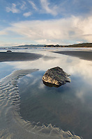 Shi Shi Beach at low tide, Olympic National Park Washington