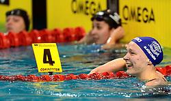 10-04-2014 NED: NK Swim Cup, Eindhoven<br /> Sarah Sjostrom SWE, 50 meter vrij
