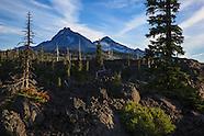 Oregon, Cascades