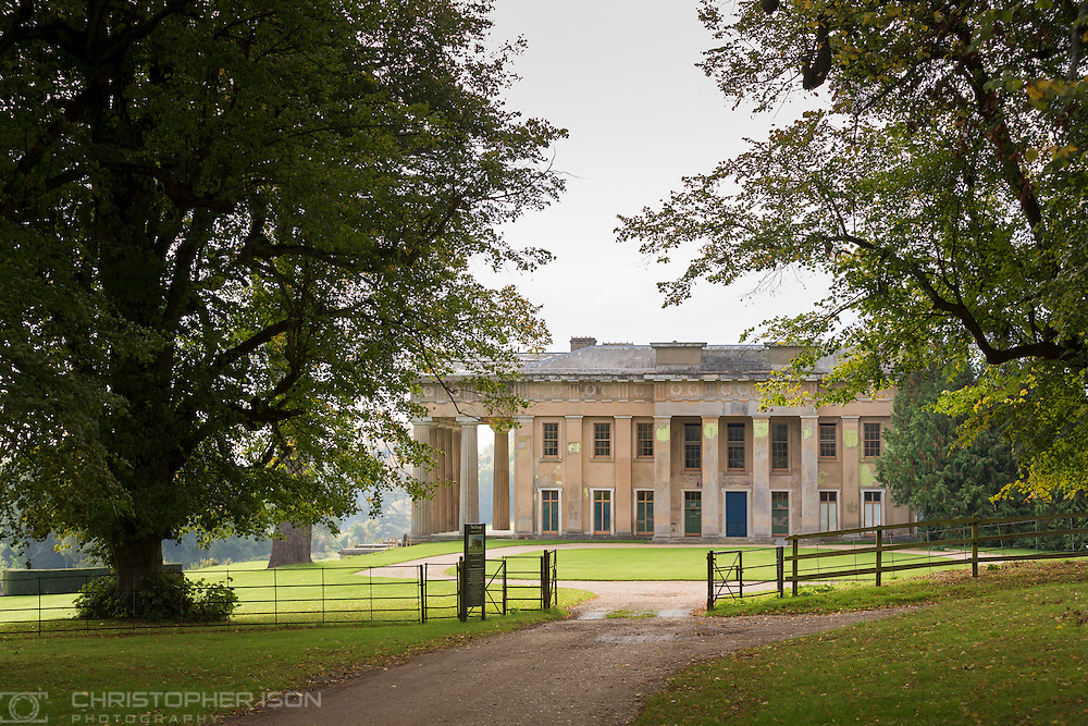 A general view of Grange Park in Hampshire. The Grange Festival will have its inaugural season in June, 2017 after parting with its previous tenants, Grange Park Opera, who enjoyed 16 years at the award winning theatre. <br /> Picture date: Thursday October 20, 2016.<br /> Photograph by Christopher Ison &copy;<br /> 07544044177<br /> chris@christopherison.com<br /> www.christopherison.com