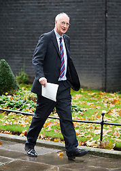 © London News Pictures. 22/10/2012. London, UK.  The new Chief Whip of the conservative party Sir George Young on Downing Street on October 22, 2012 . Photo credit: Ben Cawthra/LNP