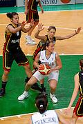 DESCRIZIONE : Priolo Additional Qualification Round Eurobasket Women 2009 Italia Belgio<br /> GIOCATORE : Chiara Pastore<br /> SQUADRA : Nazionale Italia Donne<br /> EVENTO : Qualificazioni Eurobasket Donne 2009<br /> GARA :  Italia Belgio<br /> DATA : 16/01/2009<br /> CATEGORIA : Palleggio<br /> SPORT : Pallacanestro<br /> AUTORE : Agenzia Ciamillo-Castoria/G.Pappalardo
