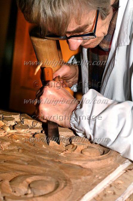 ECCELLENZE DELL'ARTIGIANATO PIEMONTESE © Ph. LUIGI BERTELLO / PHO-TO.IT..