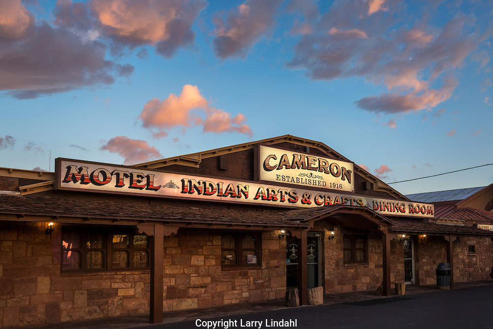 Cameron Trading Post, Cameron, Arizona