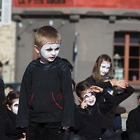 Spectacle de fin d'année de l'école Saint Vincent Ferrier à Vannes