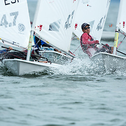 2014 LASER 4.7 World Day5