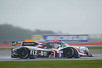 Mark Patterson (USA) / Matthew Bell (GBR) / Wayne Boyd (GBR)  #3 United Autosports, Ligier JS P3, Nissan VK50VE 5.0 L V8, European Le Mans Series, Round 1, at Silverstone, Towcester, Northamptonshire, United Kingdom. April 15 2016. World Copyright Peter Taylor/PSP.