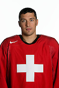 31.07.2013; Wetzikon; Eishockey - Portrait Nationalmannschaft; Victor Stancescu (Valeriano Di Domenico/freshfocus)