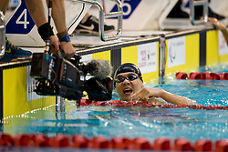 JO Giseong KOR at 2015 IPC Swimming World Championships -  Men's 200m Freestyle S4 - Finals